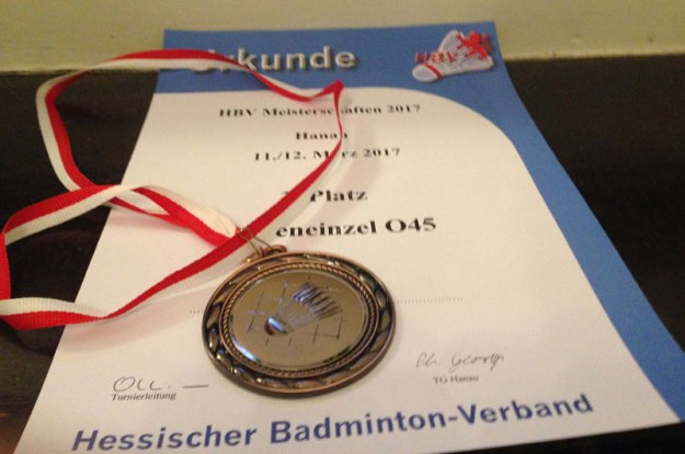 badminton-medaille