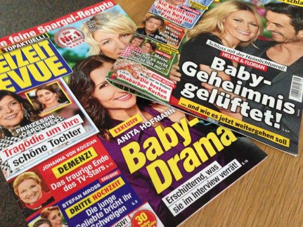 klatschzeitschriften