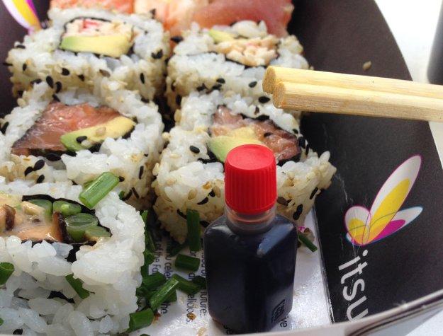 itsu-sushi