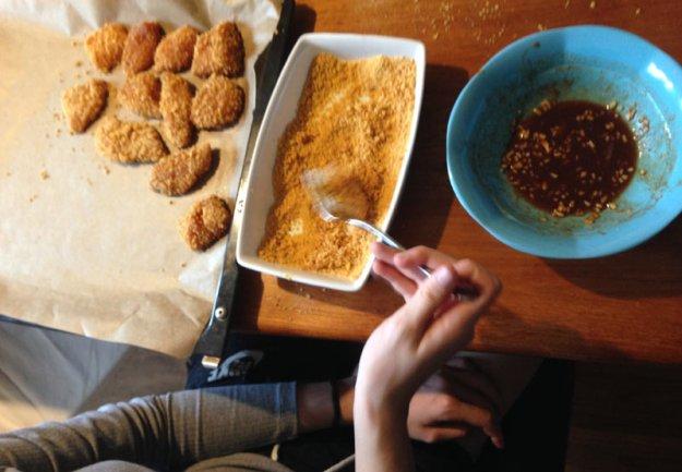 chickennuggets-selber-machen