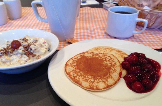 pancake-fruehstueck