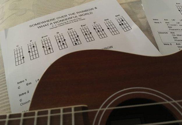 ukulele+song