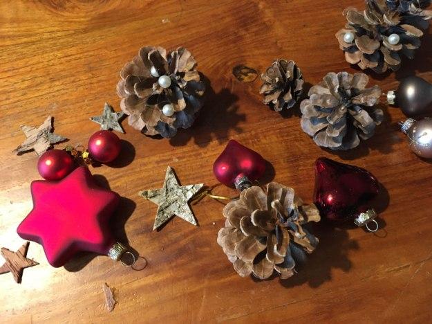 weihnachtsreste